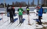 Po raz pierwszy w historii ścigali się na nartach w Pabianicach
