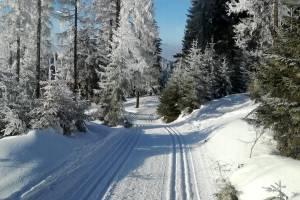 Na trasach w Obidowej leży od 80 do 120 cm śniegu