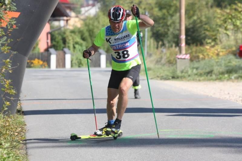 Legierski i Wiśniowska wygrywają Beskidzki Triatlon Górski w Istebnej
