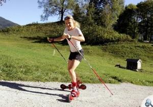 Nordic Skating, czyli jazda na rolkach uniwersalnych