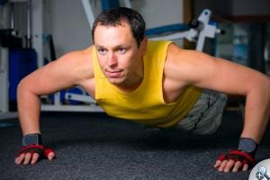 Gimnastyka siłowa to ważny element treningu narciarza biegowego