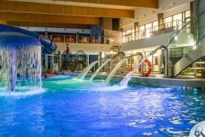 Aquapark, termy cieplickie, sylwester