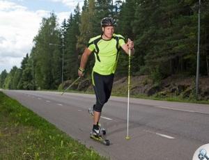 Trening na nartorolkach - najważniejszy trening specjalistyczny