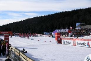 Stadion zimowy w Jakuszycach