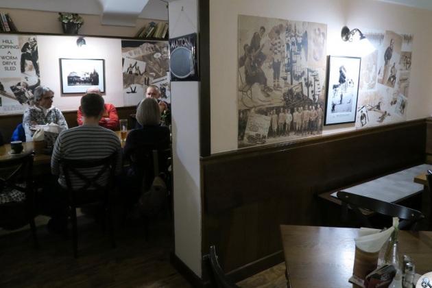 Nove Mesto restauracja
