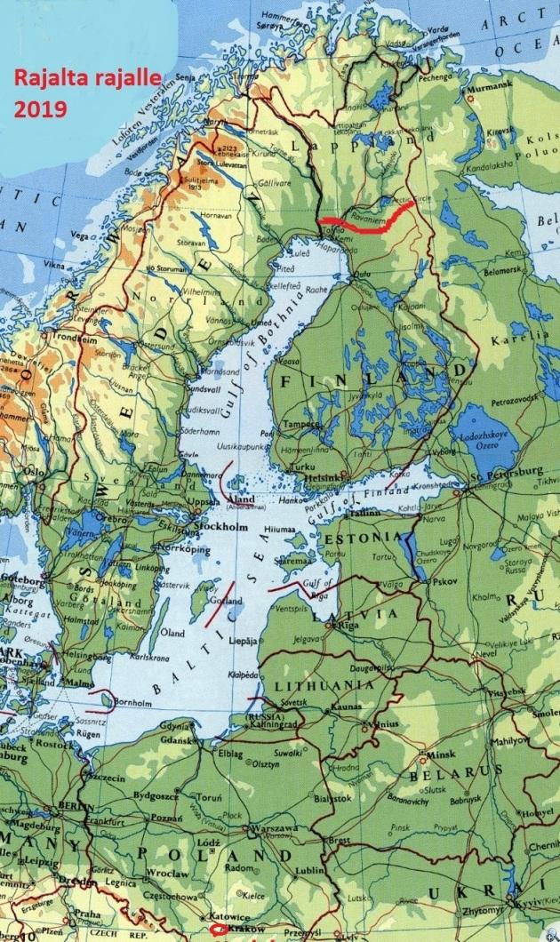 Rajalta rajalle mapa
