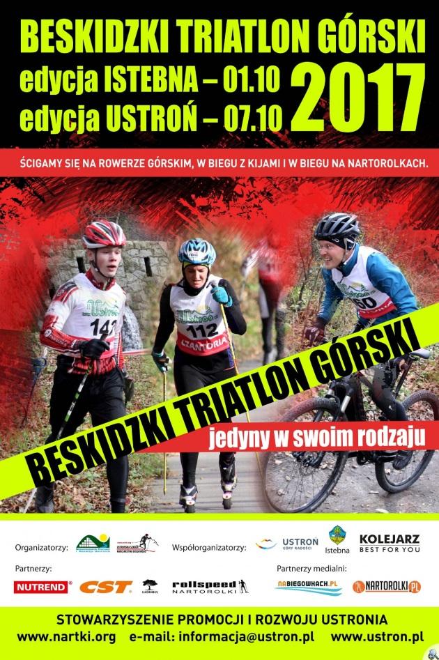 Beskidzki Triatlon Górski 2017