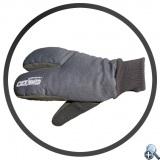 Bardzo ciepłe rękawiczki do narciarstwa biegowego