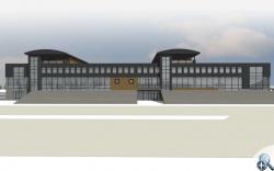 Jeden z nowych budynków planowanych na Polanie Jakuszyckiej ma mieć powierzchnię 4800 m2.