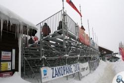 Wszystkie trybuny wybudowane na PŚ w Szklarskiej Porębie w 2012 to były konstrukcje tymczasowe